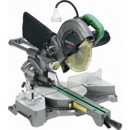 Slide compound miter saw HITACHI C8FSHE