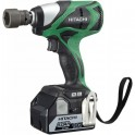 18V Cordless impact wrench HITACHI WR18DBDL with brushless motor