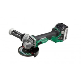 Cordless Disc Grinder HITACHI G18DBVL with brushless motor