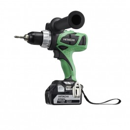 Cordless driver drill HITACHI DS18DBL with brushless motor