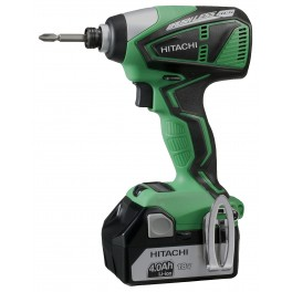 HITACHI WH18DBEL Cordless impact driver with brushless motor
